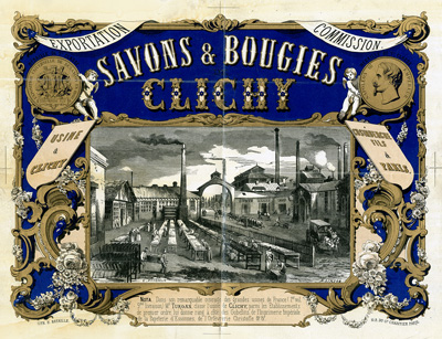 Savons Bougies Clichy