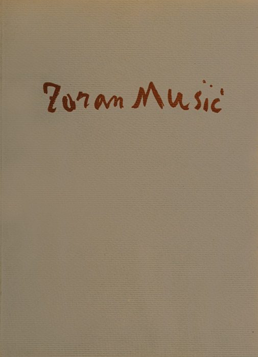 Zoran-Music-Catalogue-Offset-Zoran Music-Piccola galleria, Venezia-1944